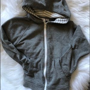 Other - Boy's gray hoodie